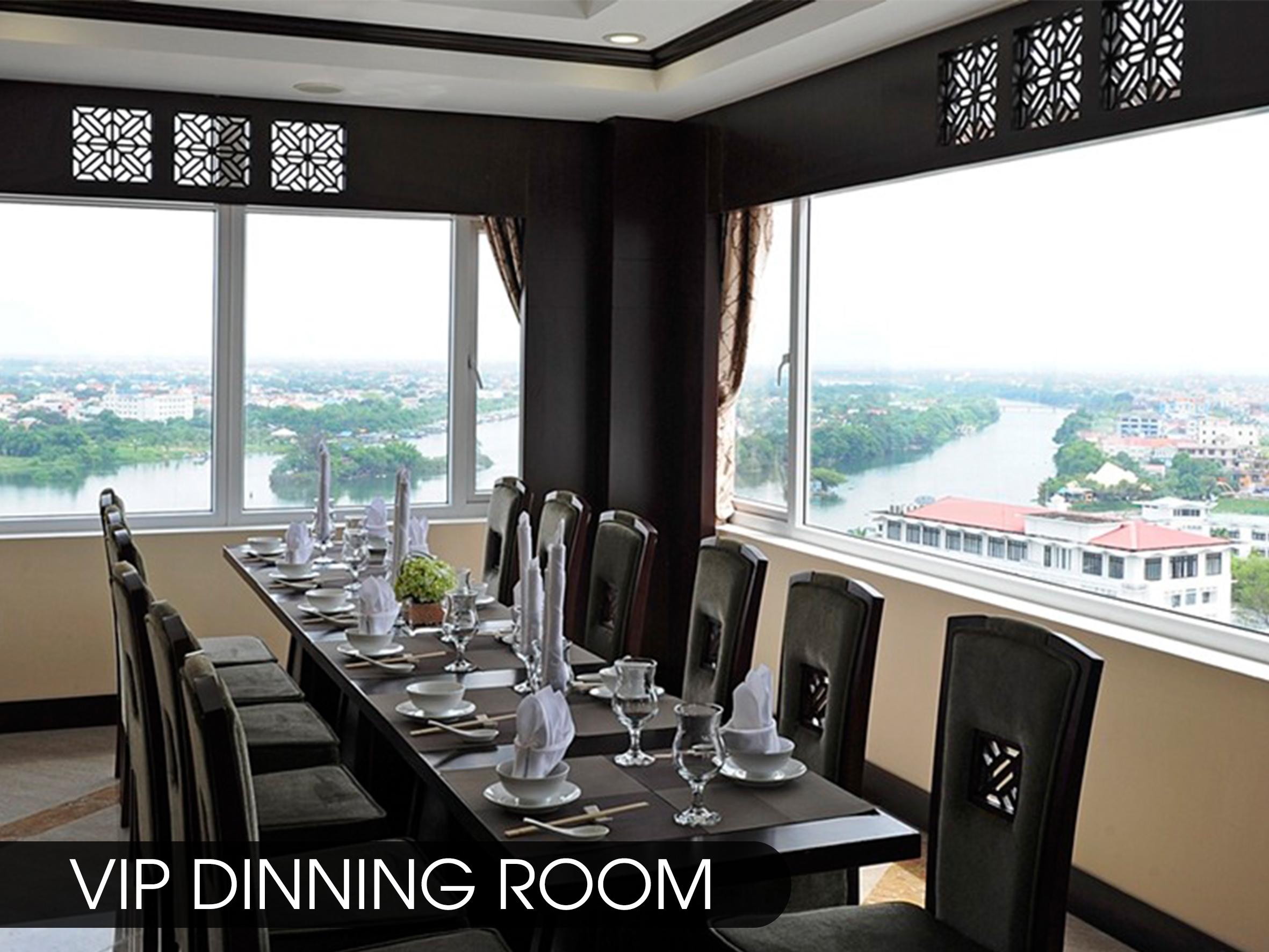 VIP Dinning room
